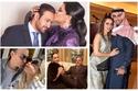 صور: نجمات عرب اخترن الزواج من رجال أعمال.. رقم 16 زوجها سرق أموالها