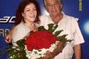 سمير صبري و زوجته ثراء دبسي