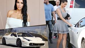 صور: أغلى سيارات المشاهير.. أحدهم يتجاوز ثمنها 8 مليون دولار