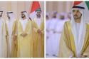 فيديو وصور: اللقطات الأولى من حفل زفاف أبناء الشيخ محمد بن راشد
