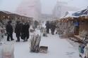 التسوق في أبرد مدينةفي العالم
