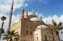 صلاة الجمعة في مسجد محمد علي بالقلعة