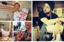 صور: بينهم أكثر الرجال وسامة.. نجوم هوليوود الذين يعشقون الطهي بأنفسهم