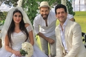 ملك في فستان الزفاف من مسلسل فرصة تانية