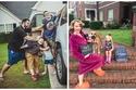 صور كوميدية توضح الفرق بين حالة الأهل والأبناء في أول أيام العودة للمدارس