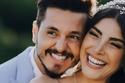 صور رومانسية خلال الزفاف
