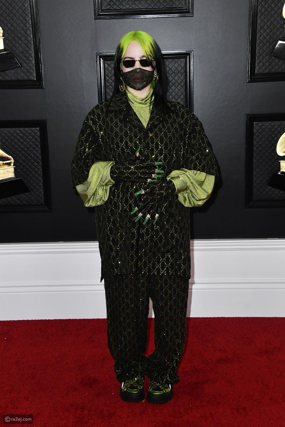 أغرب إطلالات النجوم في Grammys: هذا الفستان حول صاحبته لشخصية مرعبة