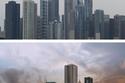 """13 صورة لأشهر المدن قبل وبعد تعديلات """"الفوتوشوب"""""""