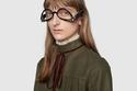 أغرب تصاميم ماركة غوتشي للنظارات