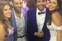 فستان زفاف إيمي سمير غانم يظهرها بوزن زائد