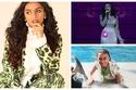 صور: بسمة العتيبي.. تعرف على ملكة المواهب وأول مغنية بوب سعودية