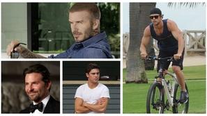 صور: أصحاب الشكل المثالي.. نجوم رجال أسروا القلوب بمظهرهم الجذاب