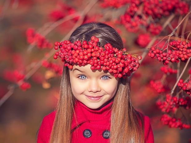 صور بعد 3 سنوات فقط: هكذا تغيرت ملامح أجمل طفلة في العالم