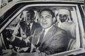 مبارك يقود سيارة بنفسه مع السلطان قابوس