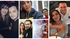 صور: أوسم أشقاء النجمات العرب.. الأخير خطف الأضواء من شقيقته الجميلة