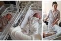صور: في حالة نادرة جدًا.. أم تضع طفلين توأم بينهما شهرين ونصف
