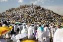 الحجاج على جبل عرفة