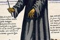 زي الأطباء لمحاربة الطاعون في القرن الـ17