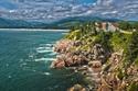 صور جزيرة كيب ريتون بـ كندا تقدم وظيفة وقطعة أرض لمن يرغب العيش فيها
