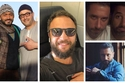 صور: نجوم شباب بالشعر الأبيض في رمضان..  تامر حسني تغير بشكل لا يُصدق