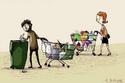 التسوق والفقر