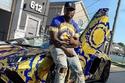 50 Cent - لديه 20 سيارة على الأقل