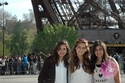 ابنة هشام سليم مع صديقاتها