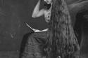 صور فتيات أشعلن الانستقرام بطول شعرهن