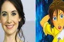 Alison Brie And Jane from Tarzan