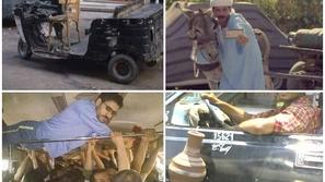 28 صورة ترصد مواقف غير متوقعة لن تشاهدها إلا في مصر