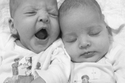 التوأم عند الولادة
