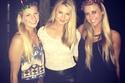 لوسي مع أصدقائها