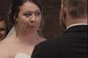 أغرب رد فعل لعروس