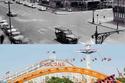 بالصور: شاهد كيف تغيرت معالم المُدن عبر الزمن