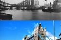 برج الجسر في لندن ، إنجلترا ، من 1894 إلى 2017