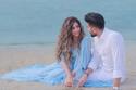 أبرار سبت مع زوجها