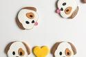 صور أجمل الأطباق المزينة بأشكال الإيموجي المضحك