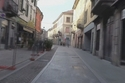 شوارع إيطاليا الفارغة