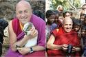 صور: في اليوم العالمي للسعادة تعرفوا على أسعد رجل في العالم هذا هو سره