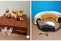 صور: تحمل أفكار وقصص.. قطع حلوى عجيبة سوف تذوب لمجرد مشاهداتها