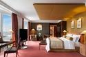 يتكون هذا الجناح الفندقي من 12 غرفة نوم