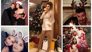 35 صورة نجوم العرب والعالم يحتفلون بالكريسماس.. بعضهم كان مضحك 🎅