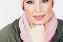 الفنانة عبير صبري بالحجاب