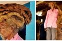 صور: بأمر من الله.. هندي لم يغسل شعره منذ 40 عام وشكله غير متوقع
