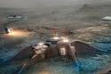 لسطح المريخ