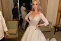 صور: أسعار صادمة لفساتين زفاف النجمات العرب.. رقم 18 صاحبة أرخص فستان