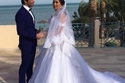 إيمي سمير غانم في تسريحة شعر مكياج تجاوز الـ40 ألف جنيه