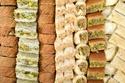 الحلويات الشرقي من أشهى حلويات بلاد الشام وبلاد شمال أفريقيا العربية