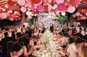 في حفل الزفاف