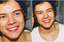 صور لا تصدق: ليكونوا أكثر وسامة.. النجوم الرجال قبل وبعد الفوتوشوب